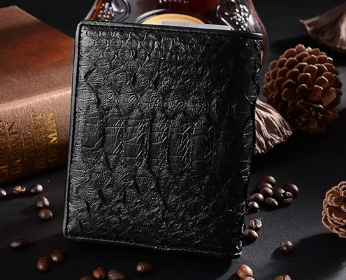 BRUCEGAO's Snakeskin Wallets Art.No 1001