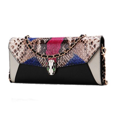 Snakeskin Purse, Snakeskin Cross Body Bag