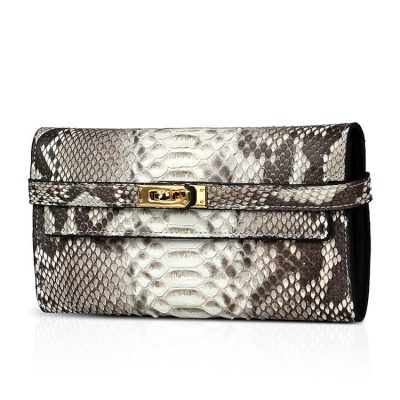 Snakeskin Purse, Snakeskin Evening Bag