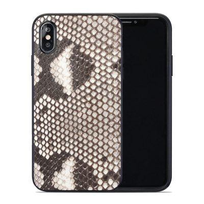 Snakeskin iPhone X Cases, Python iPhone X Cases